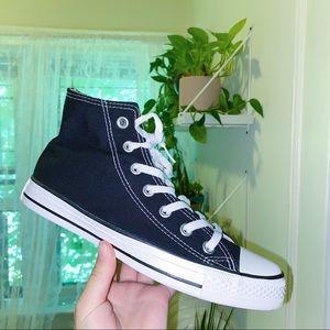 Converse High Top Classic Black Sneakers